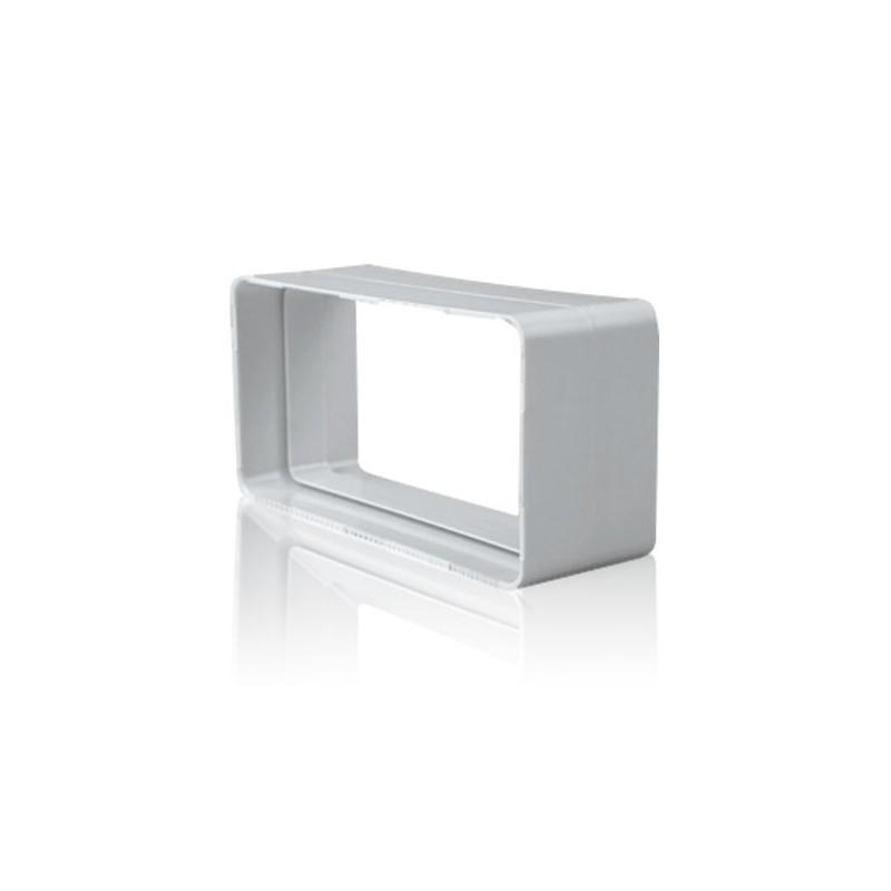 Tubos para campana extractora cool bombilla para campana for Tubo campana extractora rectangular