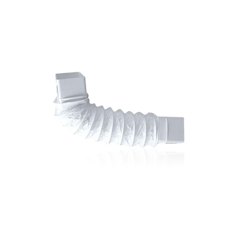 Tubo flexible campana extractora best cheap capas dobles for Tubo campana extractora rectangular