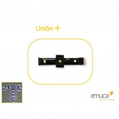 Union + para Aplique Led Flexled