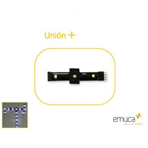 Union + para Aplique Led Flexled