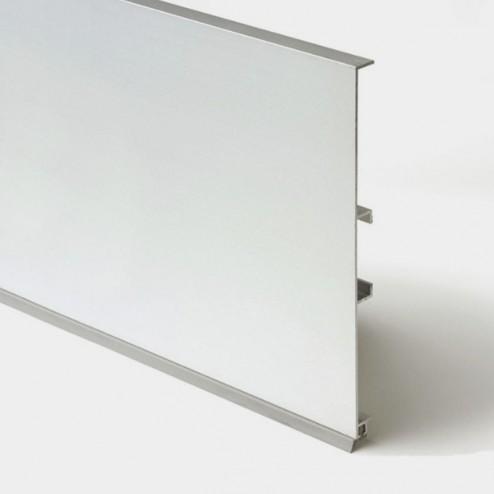 Zócalo Aluminio Cocina