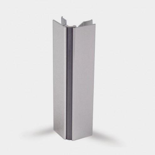Multiángulo zócalo aluminio145mm