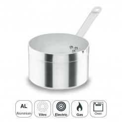 Cazo Recto Alto Chef-Aluminio