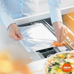 Cortador papel aluminio cocina CAJON ORGALINE cocina Blum