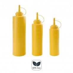 Botella Biberón Amarilla