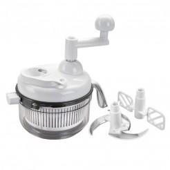 Mini Picadora-Batidora Manual