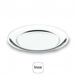 Fuente Redonda Inox 18% Cr.