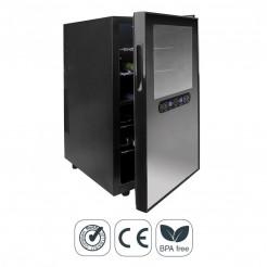 Armario Refrigerador Eléctrico 48 l/100 W - 18 Botellas Black Line