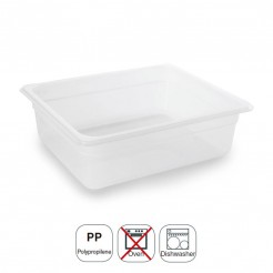 Cubeta Polipropileno Gastronorm 1/2