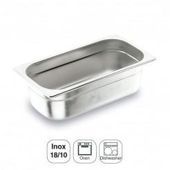 Cubeta Inox 18/10 Gastronorm 1/2