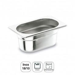 Cubeta Inox 18/10 Gastronorm 1/4