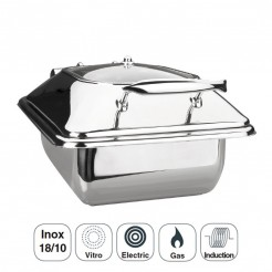 Cuerpo Chafing Dish Luxe Inox Gastronorm 1/2
