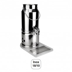 Dispensador de Leche Inox 18/10