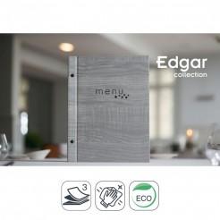 Portamenú Edgar