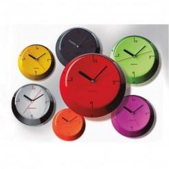 Reloj de Pared 33 cm Glamour Colores