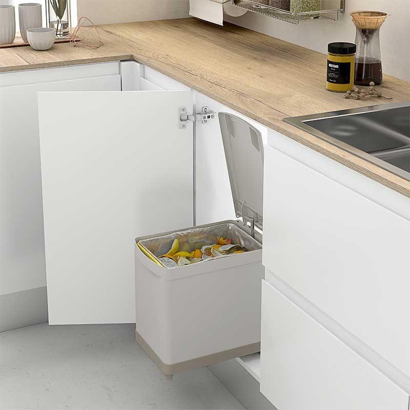 Hermoso cubos reciclaje cocina galer a de im genes cubos - Cubos reciclaje ikea ...
