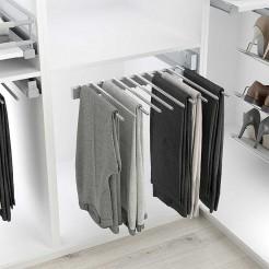 Pantalonero extraible 10 Pantalones - Armario ropero