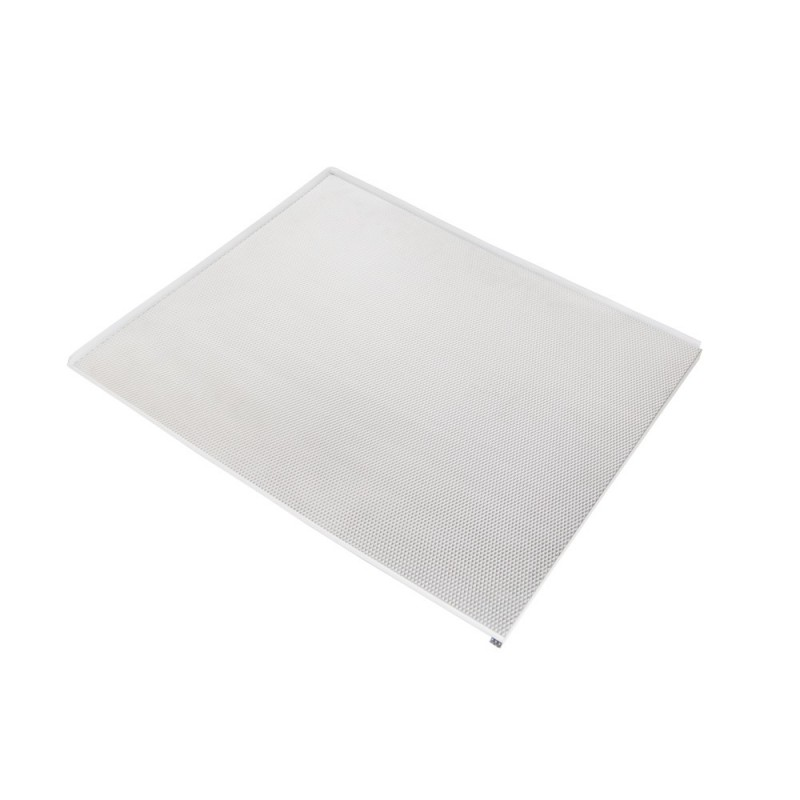 Protector de aluminio para fondo de mueble de cocina - Protector antisalpicaduras cocina ...