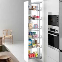Columna Extraible Despensero para Mueble Cocina