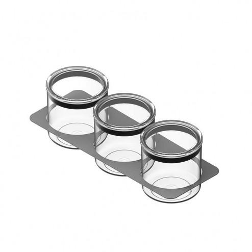 Conjuntos Botes 3x1000 ml para Cubertero Classic