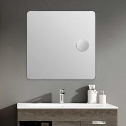 Espejo de Baño Zoom Plus Cuadrado