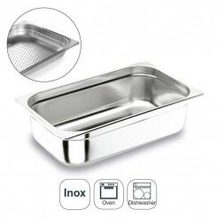 Cubeta Perforada Inox Gastronorm 1/1