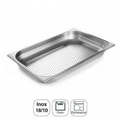 Cubeta Perforada Inox Gastronorm 2/1