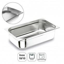 Cubeta Perforada Inox 18/10 Gastronorm 1/1