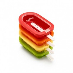 Pack Moldes Polos Apilables Mini - 4 uds