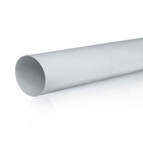 Tubo redondo Diametro 120 mm Longitud 1500 mm