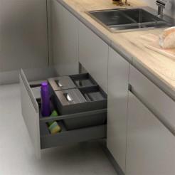 Cubos Reciclaje Basura para Cajón
