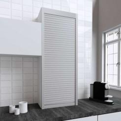 Kit para mueble persiana cocina inox mate 150x60