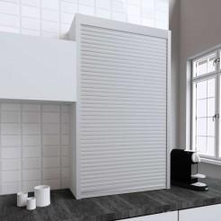 Kit para mueble persiana cocina inox mate 150x90