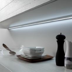 Perfil de Aluminio con Iluminación LED Meccano