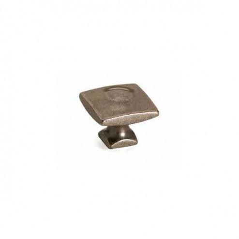 Pomo Metálico Bronce Óxido 2073E