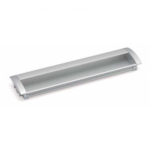 Tirador Aluminio Metalizado 2414