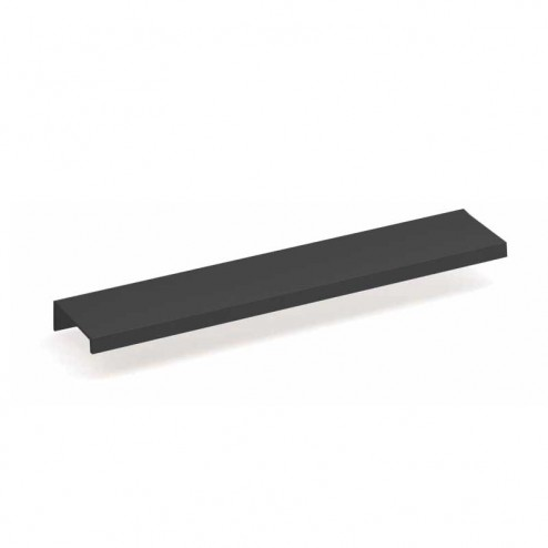 Tirador Aluminio Negro Mate 2459
