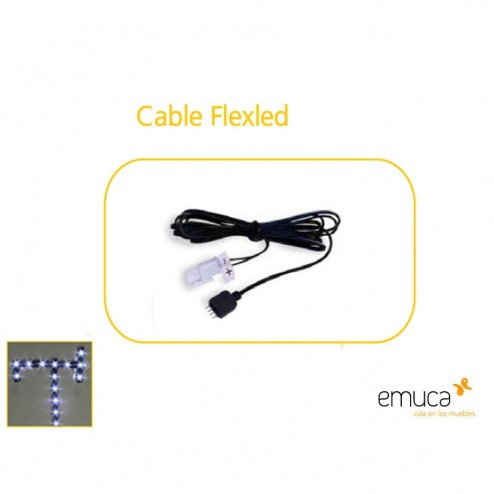 Cable Aplique Led Flexled