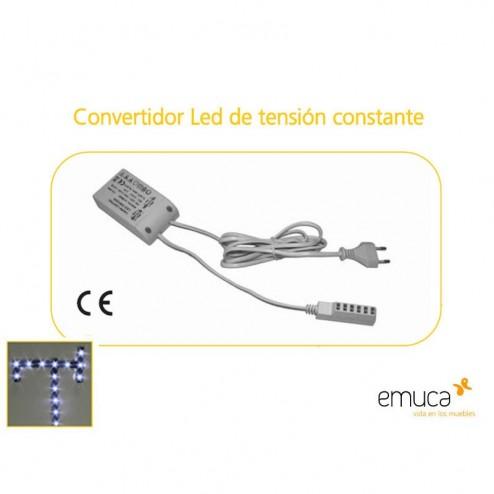 Convertidor/Transformador Led de tensión constante 12V