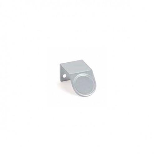 Pomo Metálico Metalizado Cromo Mate 4066E