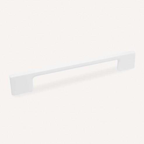 Tirador Metálico Blanco Mate 4706