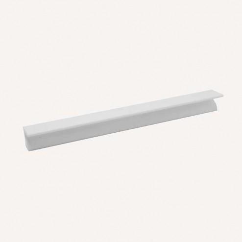 Tirador Aluminio Blanco Mate 2450