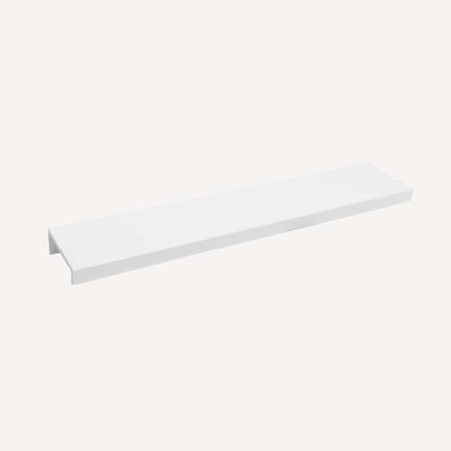 Tirador Aluminio Blanco Mate 2459