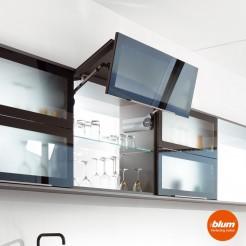 Bisagra Abatible cocina AVENTOS HF1 Blum para puertas plegables