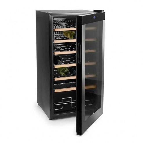 Armario refrigerador de compresor