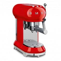 Cafetera Espresso 50's Style Roja