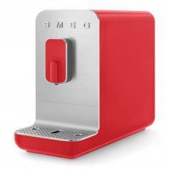 Cafetera Superautomática 50's Style Roja
