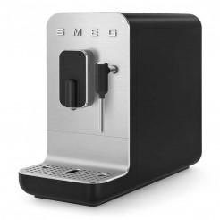 Cafetera Superautomática con Vaporizador 50's Style Negra