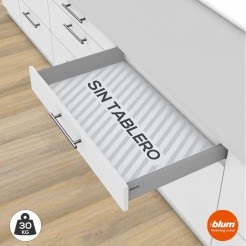 Cajón Tandembox ANTARO M Kit SIN Tablero