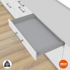 Cajón Tandembox M Kit CON Tablero Fondo 40